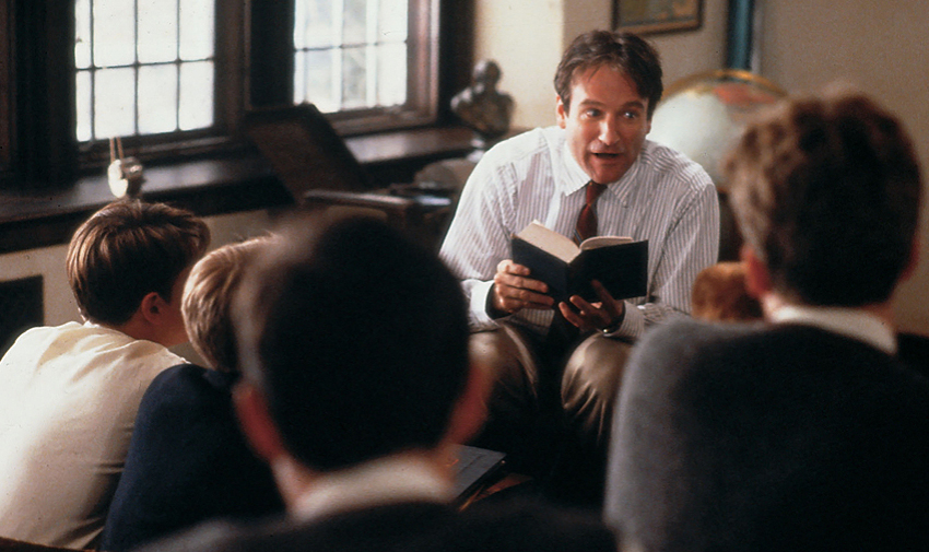 'Dead Poets Society':  10 rules NOT to follow if you wish to survive teaching (Pt. 2)