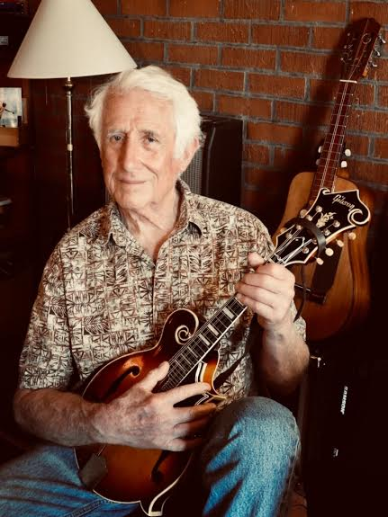 Podcast #5 — Paul Colwell:  A life spent in music and community